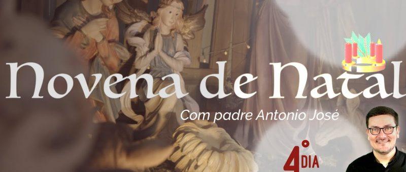 Novena de Natal com Padre Antônio José - 4º dia