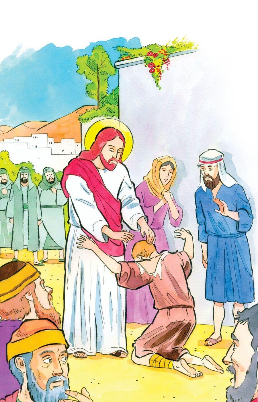 Homilia 14/02/2021 – 6º Domingo do Tempo Comum – Paróquia Nossa Senhora de  Fátima RTS